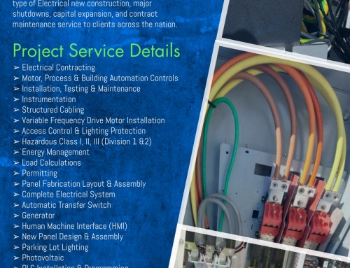 Electrical Division Flyer Promo