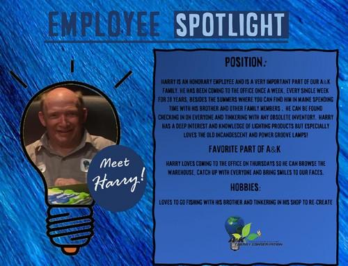 November Employee Spotlight